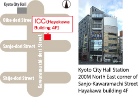 Map of International Community Club