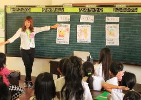 国際感覚を保有した 小学校英語教師 短期育成プログラム