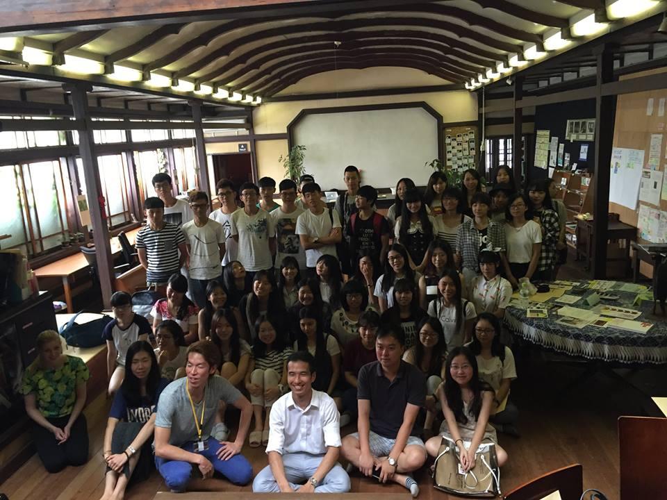 Kyoto Hub visiting